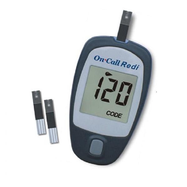 Máy đo đường huyết Acon on call redi