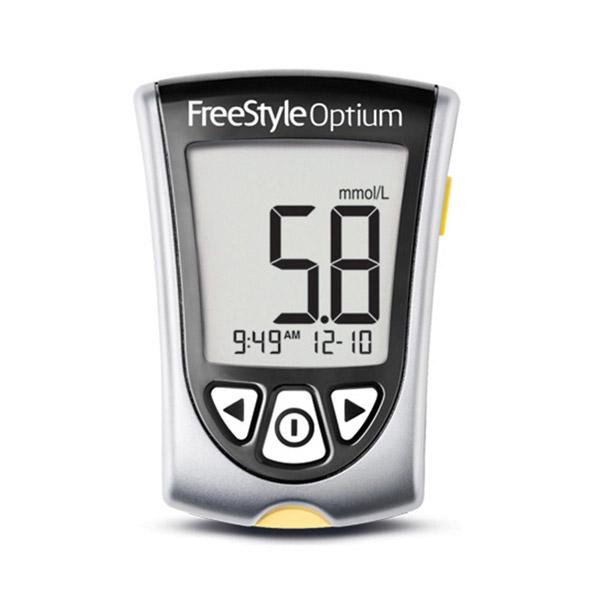 Máy đo đường huyết Optium Xceed Abbott