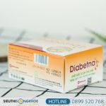 Diabetna - Viên Uống Ổn Định Đường Huyết, Ngừa Biến Chứng Tiểu Đường