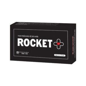 Rocket+ – Viên Uống Tăng Cường Sinh Lý Nam Giới Hiệu Quả, An Toàn