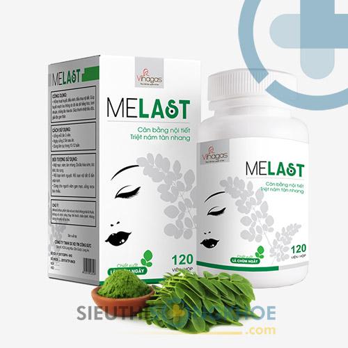 Viên uống nám da Melast - Hỗ trợ điều trị nám nhờ sức mạnh thiên nhiên