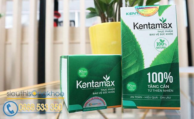 3 loại thuốc tăng cân an toàn được nhiều người tin dùng nhất trên thị trường