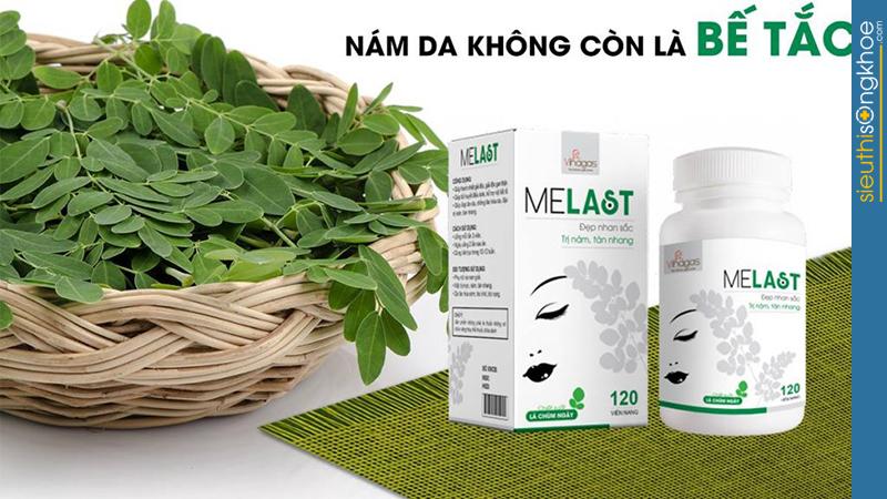 Viên uống Melast giúp bạn điều tiết nội tiết tố, cân bằng sản sinh Melanin