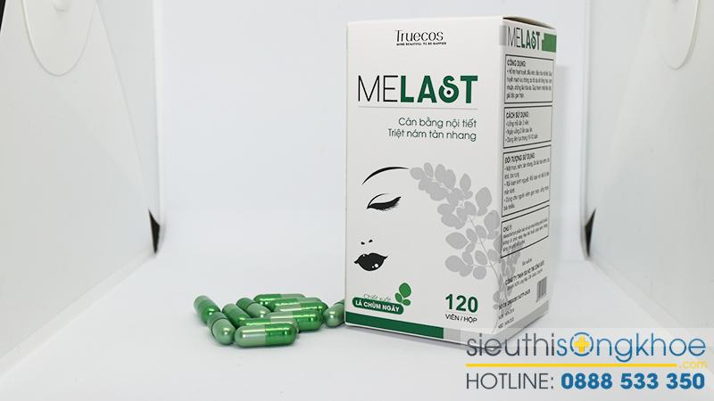 3 lý do bạn nên chọn Melast để trị nám, tàn nhang hiệu quả