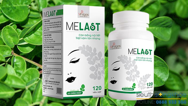 Liệu trình sử dụng viên uống trị nám Melast hiệu quả