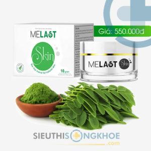 Kem trị nám chùm ngây Melast Skin giúp điều trị nám da hiệu quả