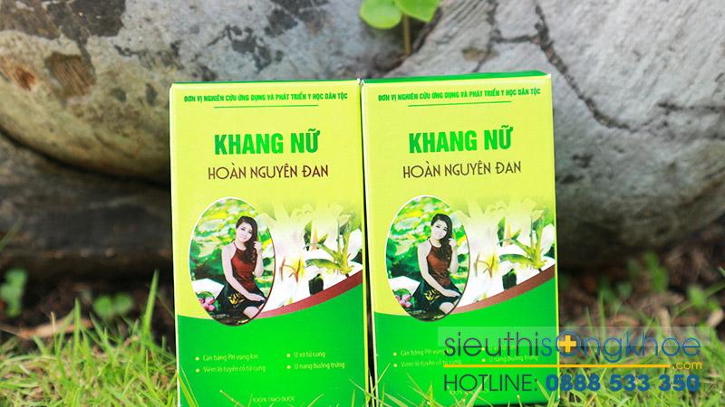 công ty phân phối thuốc khang nữ hoàn nguyên đan