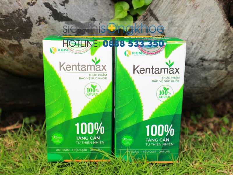 địa điểm phân phối thuốc tăng cân kentamax