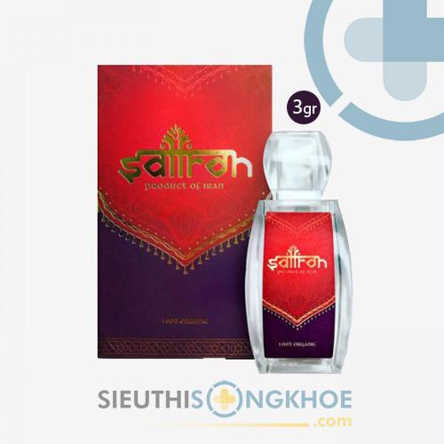 Nhuỵ Hoa Nghệ Tây Saffron (3gr) - Khoẻ Trong Đẹp Ngoài