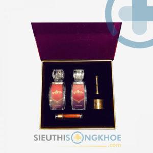Set Nhuỵ Hoa Nghệ Tây Saffron (5gr) – Tăng Cường Sức Khỏe, Đẹp Da