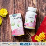 Kentamax 200 - Tăng cân an toàn cho phụ nữ sau sinh