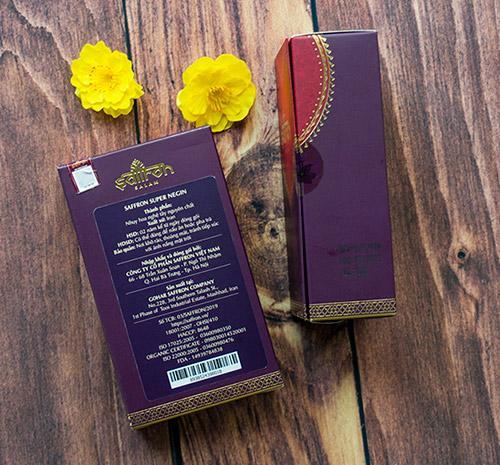 nhuỵ hoa nghệ tây safron