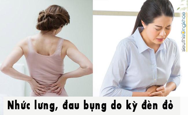 cách giảm đau bụng kinh hiệu quả