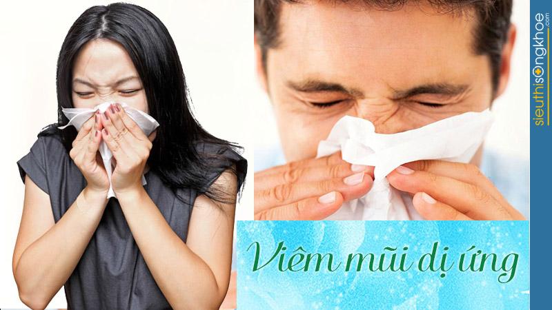 những điều cần biết cho người bệnh viêm mũi dị ứng
