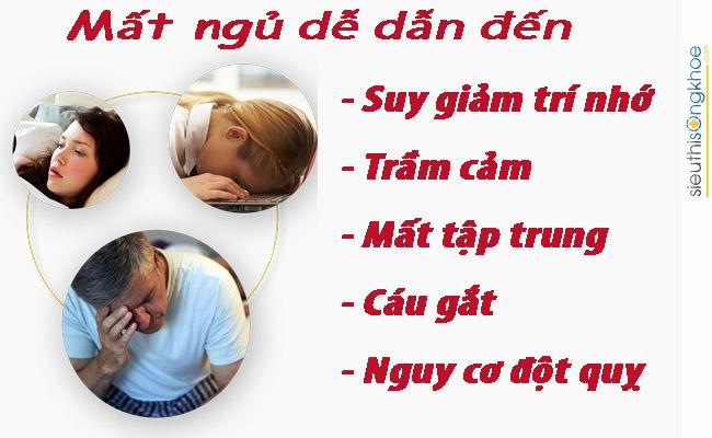 phương pháp trị mất ngủ