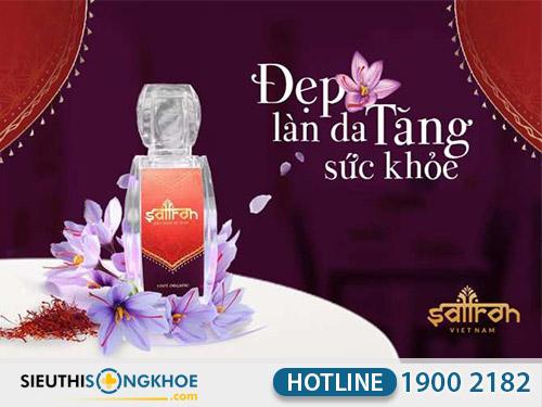review nhụy hoa nghệ tây saffron việt nam