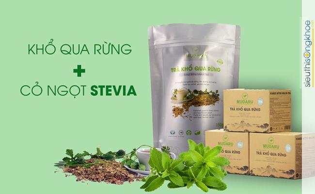 Tổng hợp phản hồi khách hàng khi dùng trà khô khổ qua rừng Mudaru
