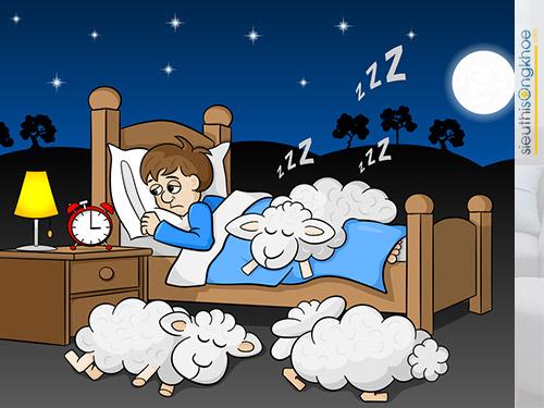 bí quyết giúp cô thu thoát khỏi mất ngủ