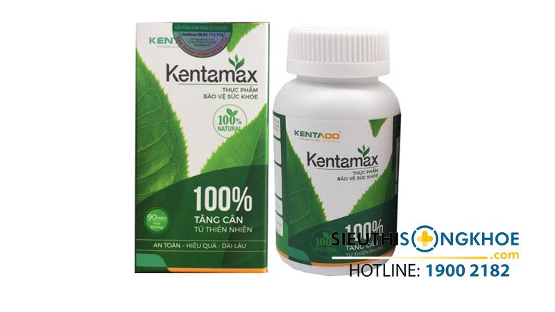Hướng dẫn liệu trình sử dụng Kentamax đúng cách