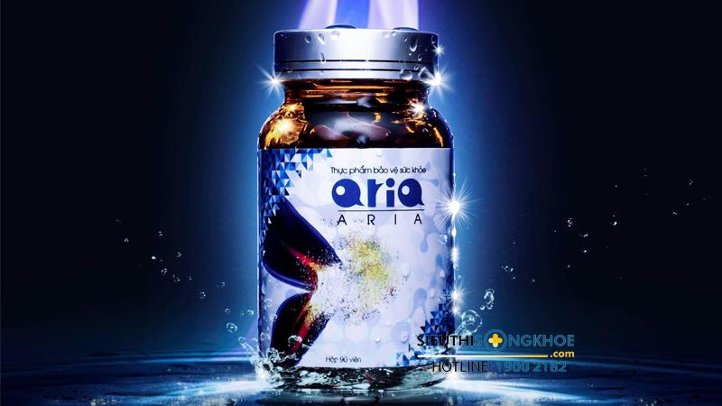 Tác dụng của Xương khớp Aria đối với người mắc bệnh về xương khớp