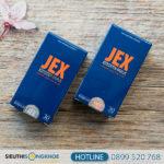 Jex Max - Viên Uống Hỗ Trợ Giảm Đau Nhức Xương Khớp Hiệu Quả