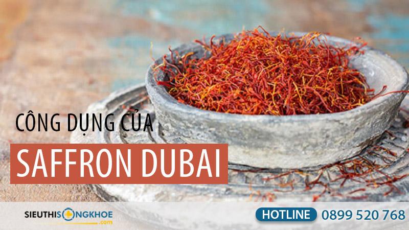 saffron dubai công dụng