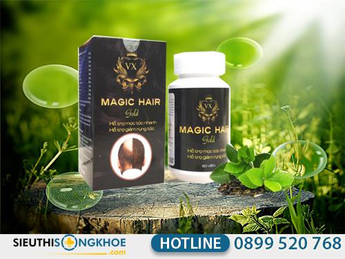 Magic Hair Gold 1