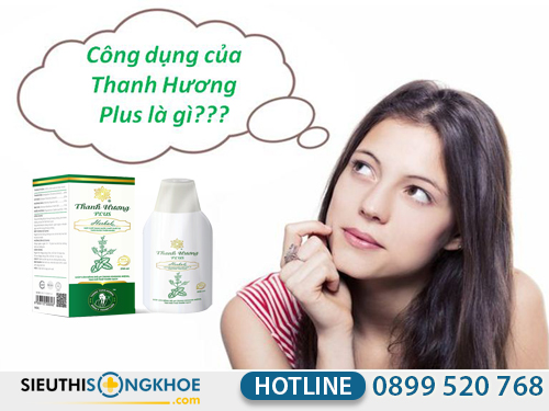 cong dung cua nuoc suc mieng thanh huong plus