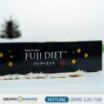 Fuji Diet - Viên uống chuyển hoá mỡ an toàn, Giảm Cân Hiệu Quả