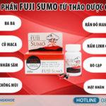 Fuji Sumo - Viên Uống Tăng Cường Sinh Lý Nam