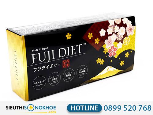 hướng dẫn sử dụng viên uống fuji diet