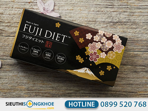 viên uống giảm cân fuji diet mua ở đâu