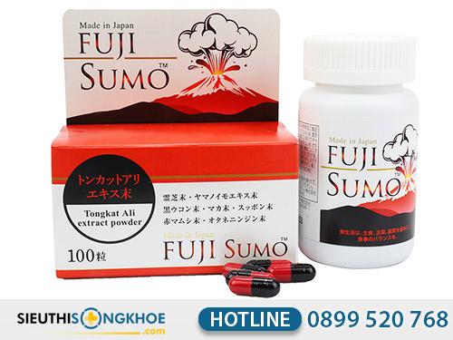 rắn đỏ mamushi thành phần viên uống hỗ trợ sinh lý nam giới fuji sumo giá bao nhiêu