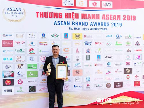Xương khớp Aria lừa đảo - TOP 10 THƯƠNG HIỆU MẠNH ASEAN 2019