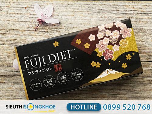 viên uống fuji diet có tác dụng phụ không
