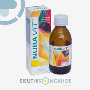 Nuravit – Siro Hỗ Trợ Trẻ Ăn Ngon, Tăng Cường Sức Khỏe