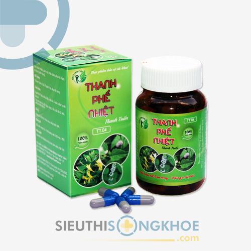 Thanh Phế Nhiệt - Viên Uống Hỗ Trợ Điều Trị Các Bệnh Lý Vòm Họng