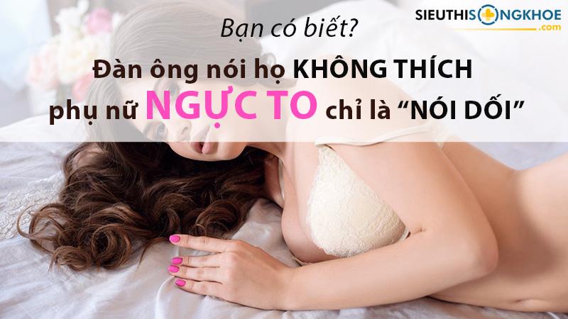 dao hong don giup phu nu nguc to hon 1