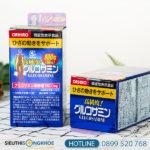 Glucosamine 1500mg Orihiro - Viên Uống Hỗ Trợ Điều Trị Xương Khớp