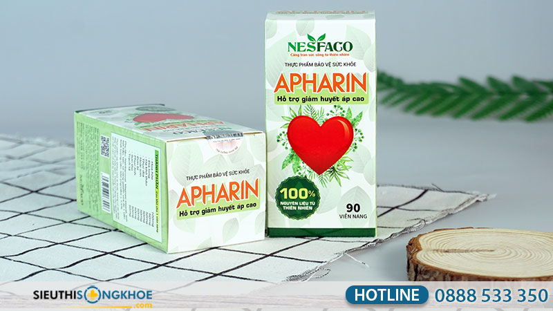 huyết áp apharin