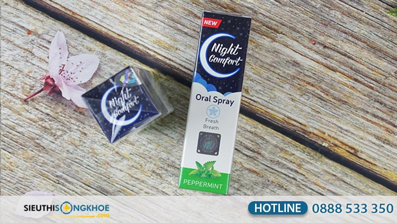 công dụng night comfor