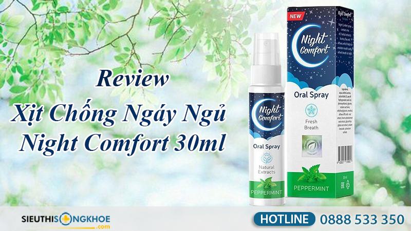 review nightcomfort 1
