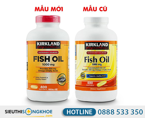 review omega 3 fish oil kirkland 1000mg 3