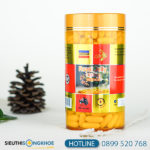 Sữa Ong Chúa Costar Royal Jelly 1450mg - Viên Uống Hỗ Trợ Cải Thiện Sức Khỏe Và Sắc Đẹp
