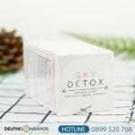 Sky Detox - Viên Uống Hỗ Trợ Thải Độc Giảm Cân