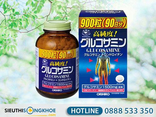 glucosamine nhat ban