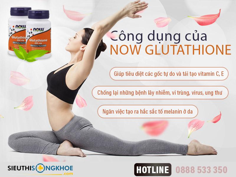 now glutathinone 500 mg