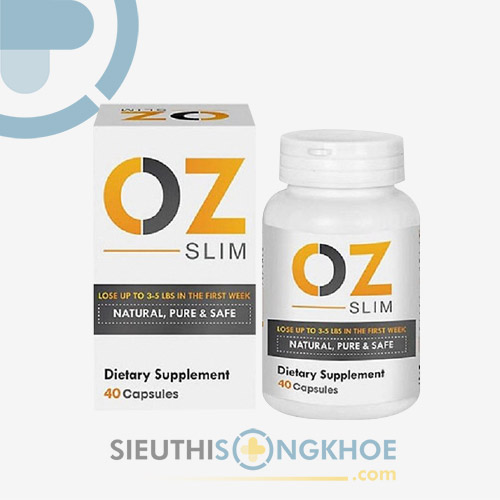 OZ Slim - Lấy Lại Vóc Dáng Thon Gọn Cho Cả Nam Lẫn Nữ