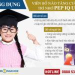 Pep IQ Up - Viên Uống Bổ Não Tăng Cường Trí Nhớ
