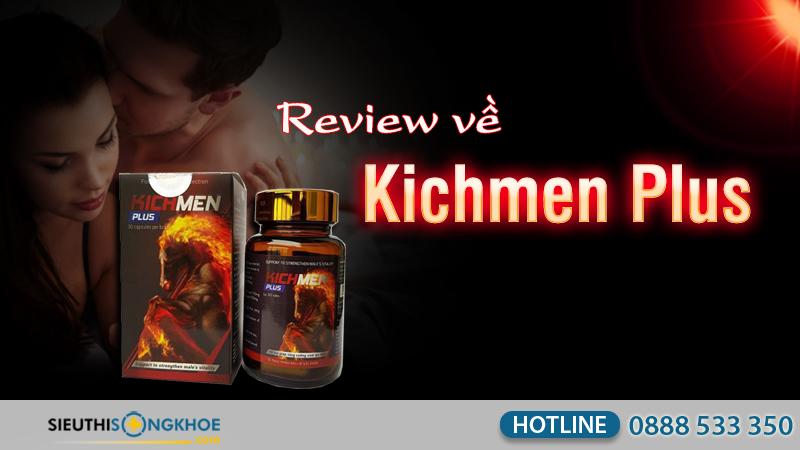 phản hồi khách hàng về kichmen plus